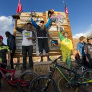 Kelly McGarry, Kyle Strait and Cam Zink - Lifestyle